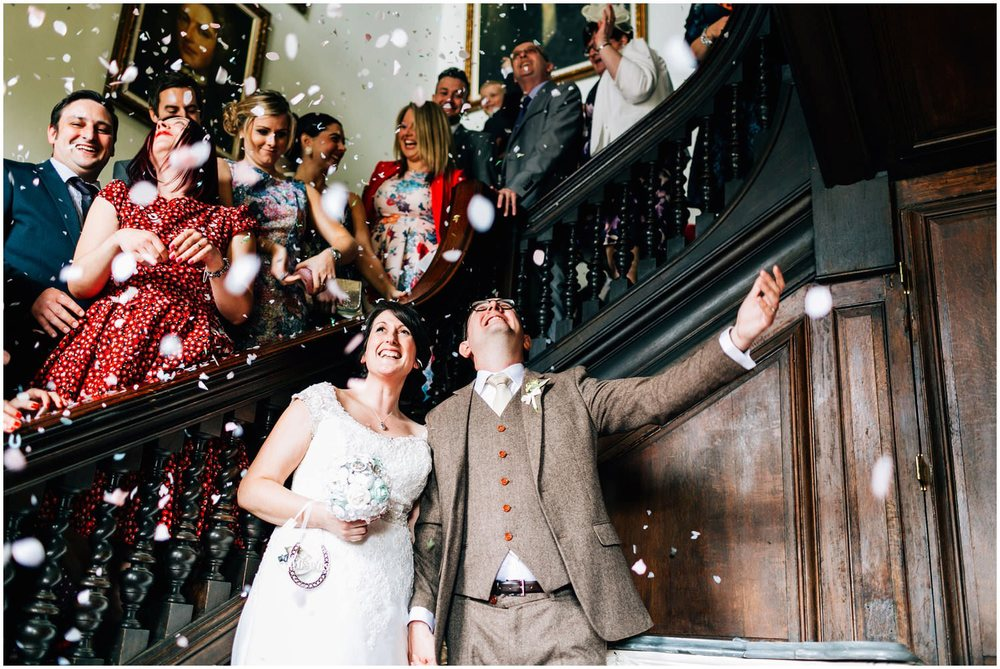 Castle Bromwich Hall Hotel Wedding- Katie & Matt