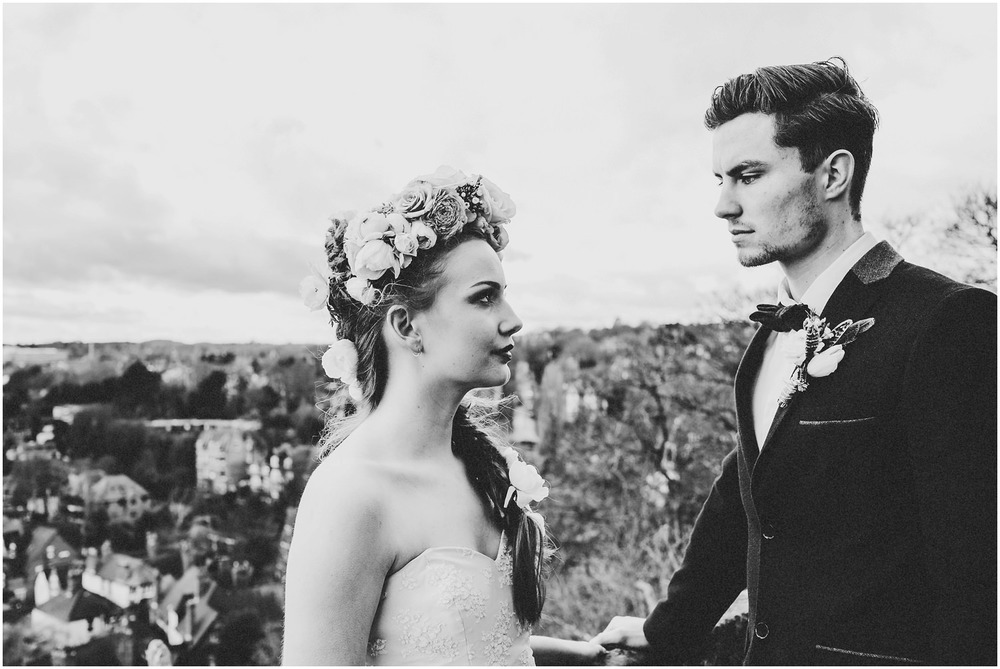 nottingham castle wedding photographer