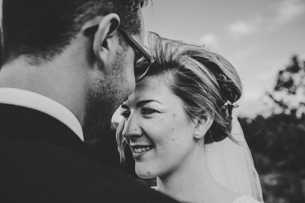 Creative and Alternative wedding photographer Rugby