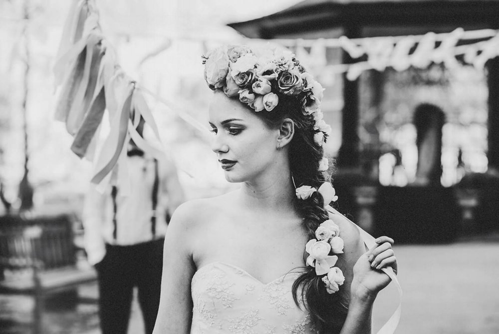 Alternative Wedding Photographer Midlands