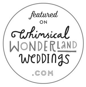 whimsical wonderland weddings featured photographer