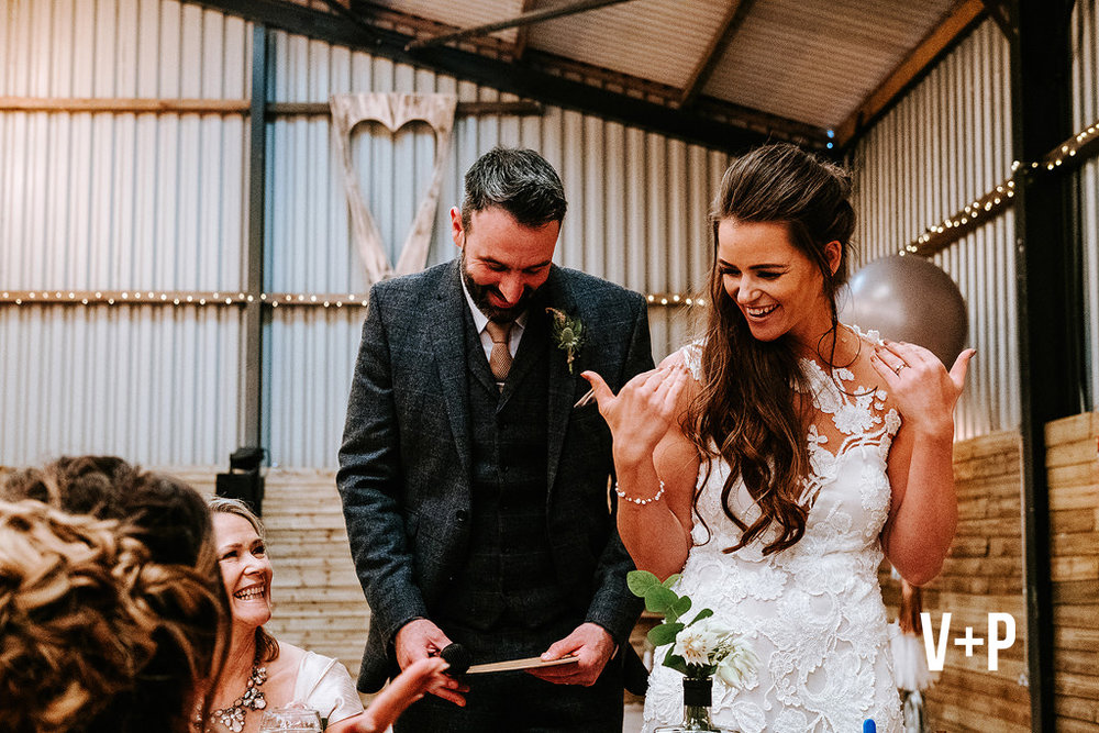 BILSTON BROOK BARN WEDDING