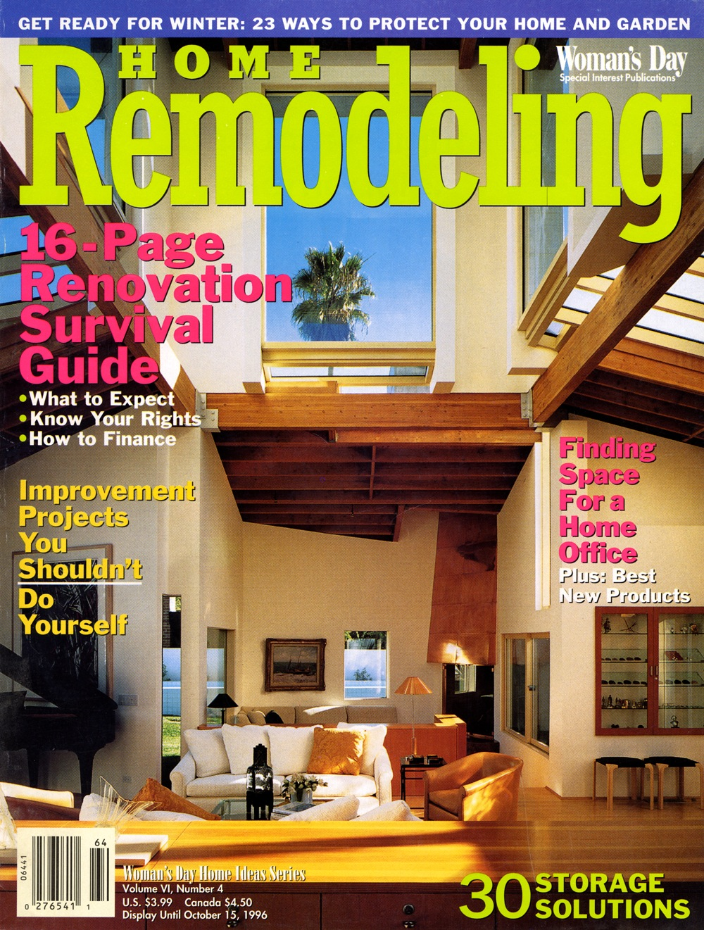 Woman's Day - Home Remodeling Magazine - Cover.jpg