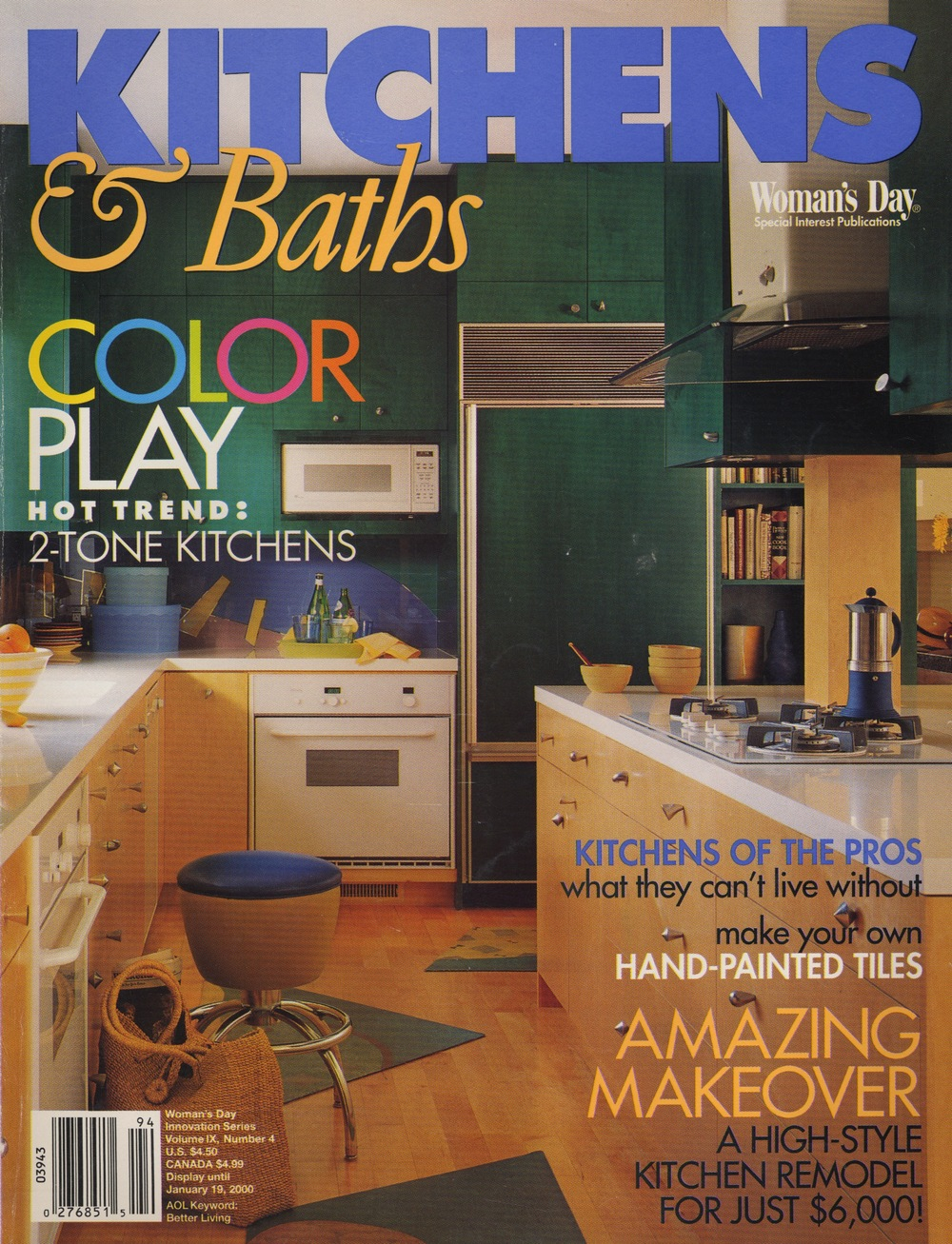 Woman's Day - Kitchens and Baths - Cover.jpg