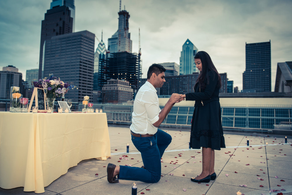 franklin-institute-rooftop-proposal-photography