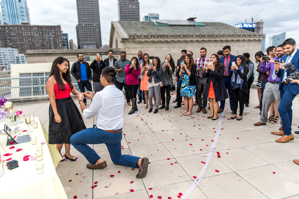 franklin-institute-rose-petal-rooftop-proposal
