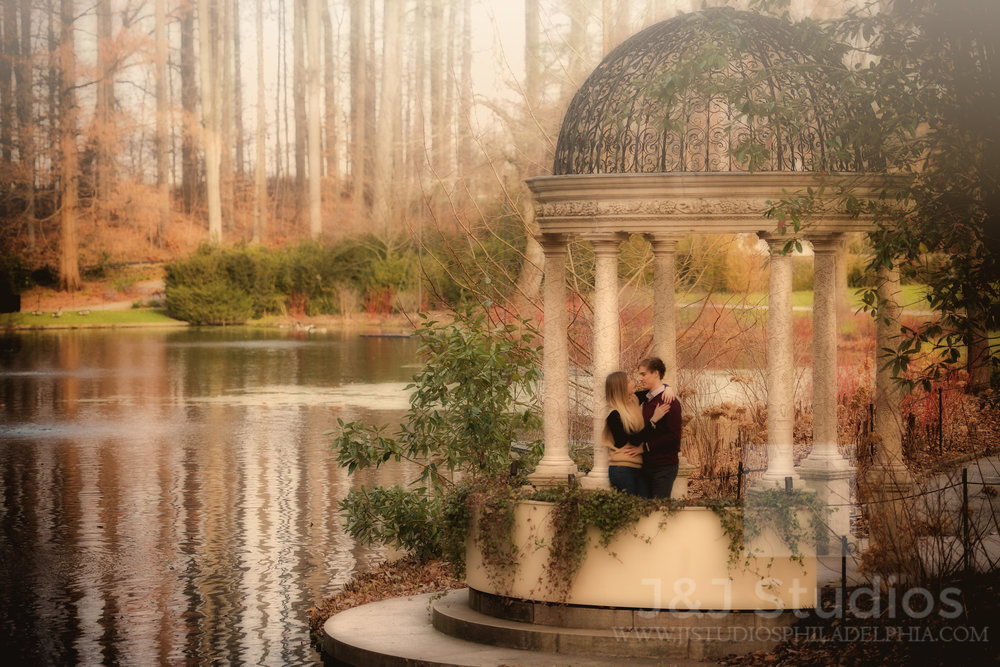 longwood gardens lake proposal