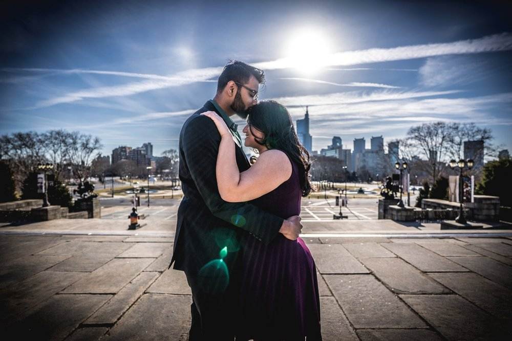 philadelphia-museum-of-art-engagement-photo