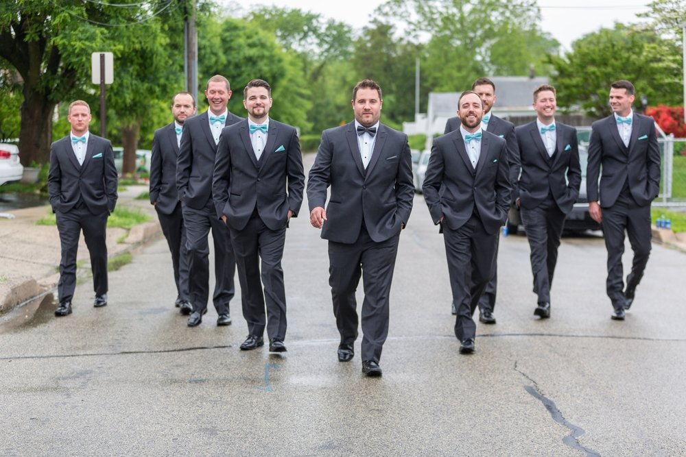 epic-groomsmen-photo-ambler-church-of-brethren