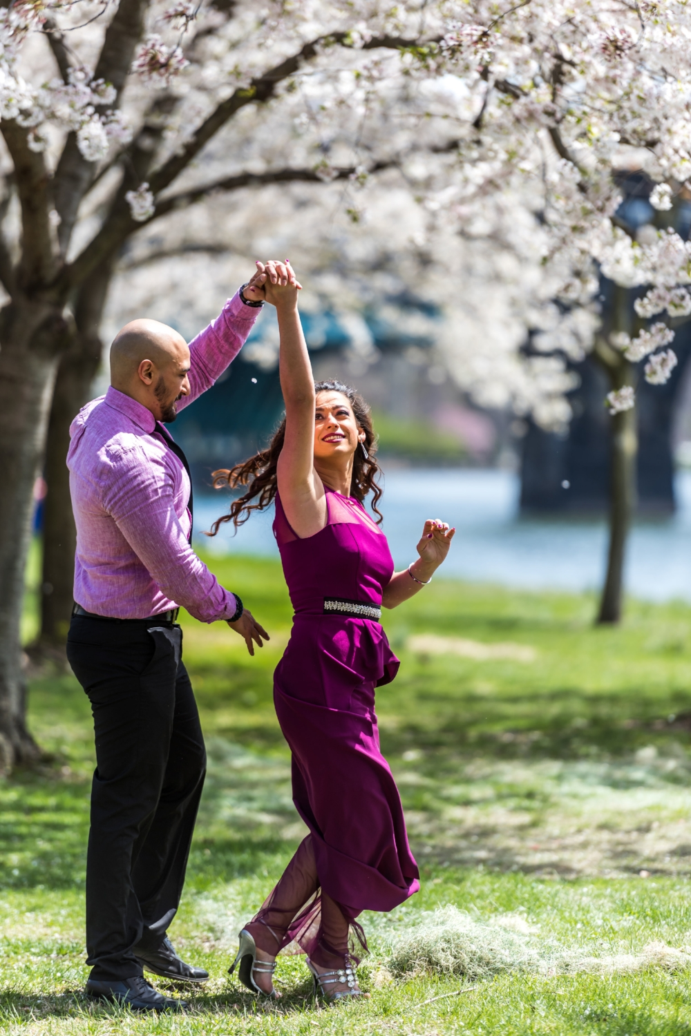 kelly-drive-cherry-blossom-engagement-shoot