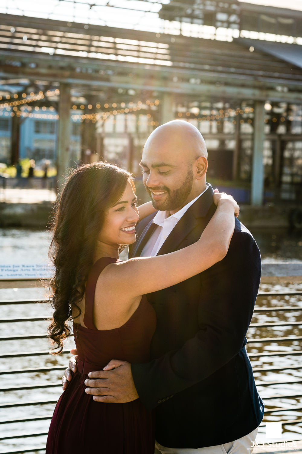 Cherry Street Pier Engagement Session Proposal