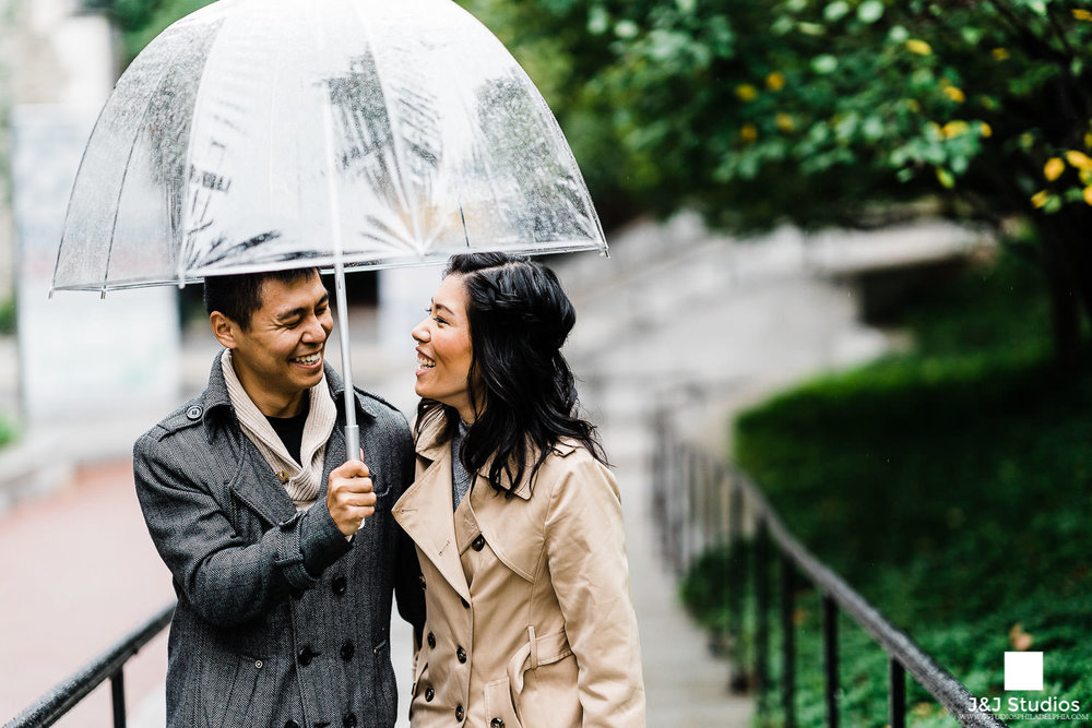 University of Pennsylvania Engagement Session
