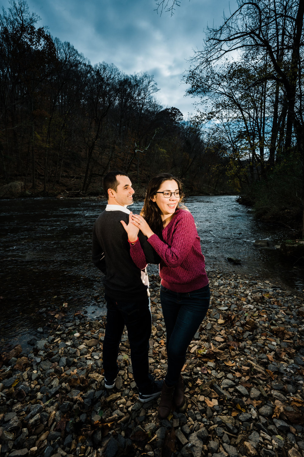 forbidden drive philly engagement
