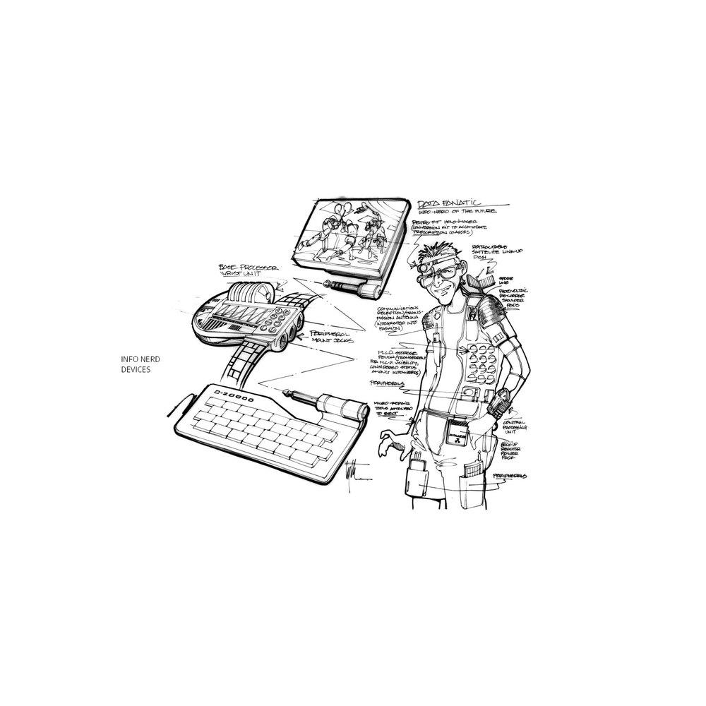 Info Nerd Devices