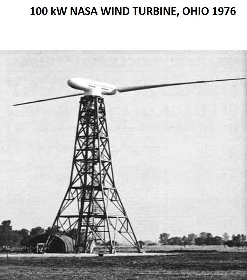 nASA turbine