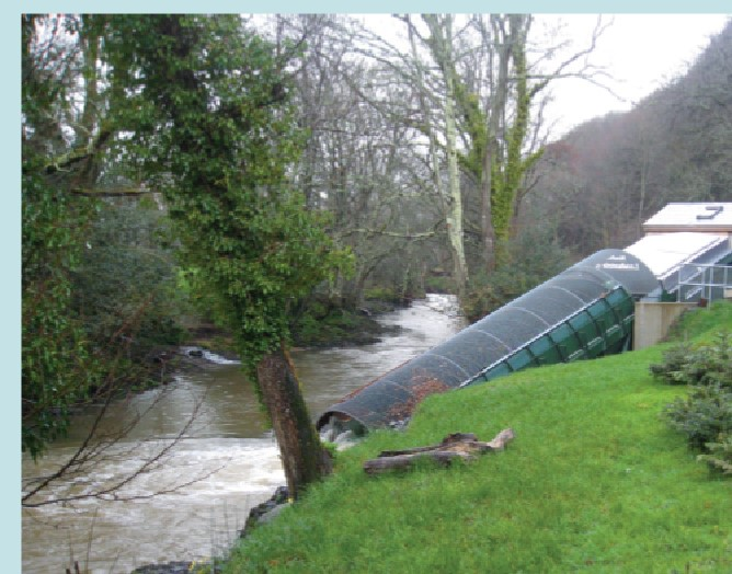 Sawton Mill near Totnes. Tresoc will buy a share in this if it is fully financed