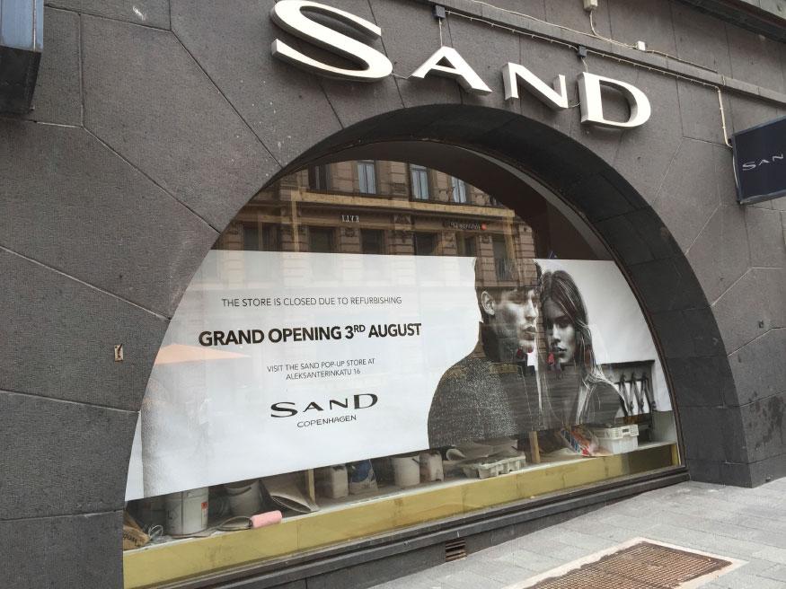 Sand-paperijuliste