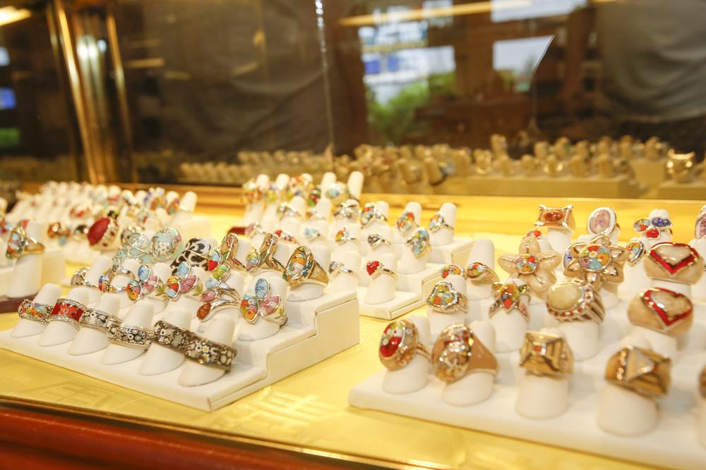 Precious Stone Rings