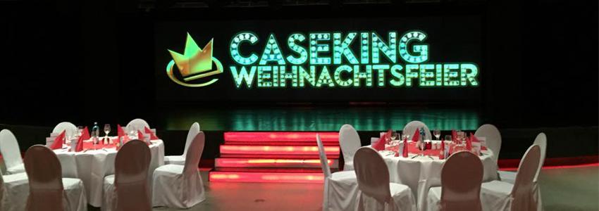 Caseking Xmas Party 2014