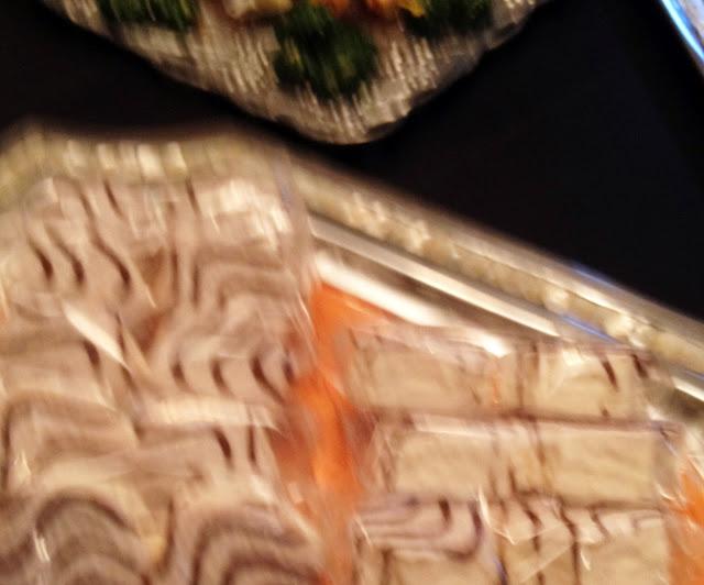 damn slush - ZEBRA CAKES!