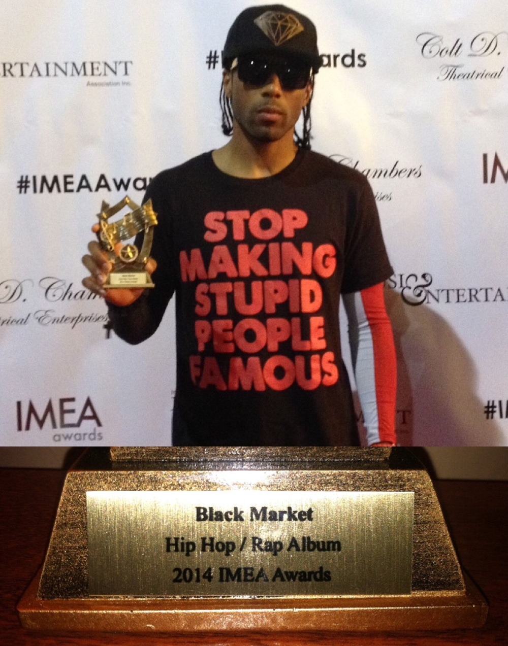 Hip Hop/Rap Album of the Year (International Music and Entertainment Association Awards)