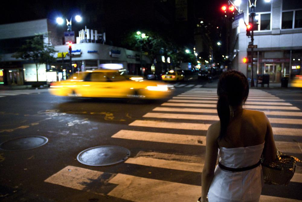 Midtown Manhattan, 2am, 2010