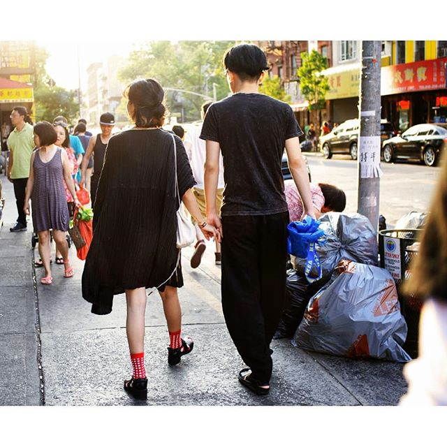 #streetphotography #nyc #love #summer #chinatown