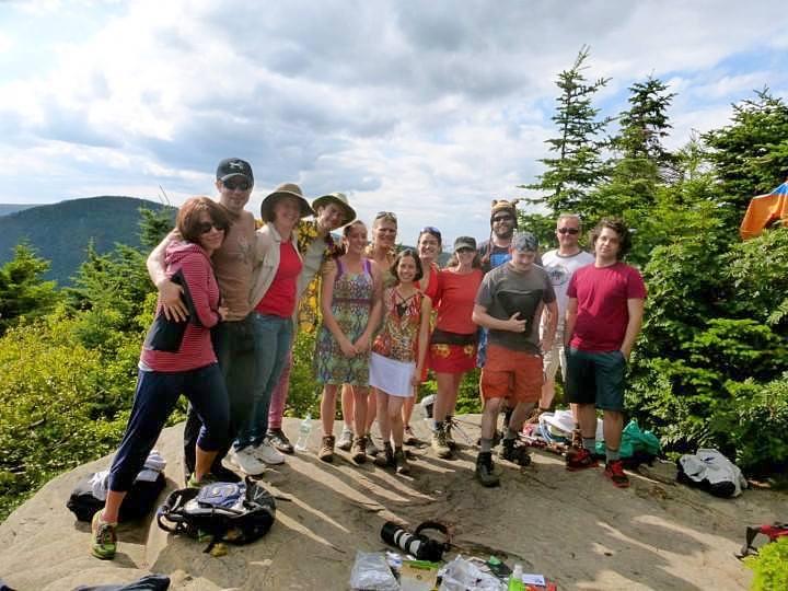 Twin Mountain Hike