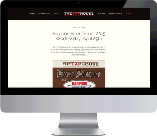 The Tap House Tuckahoe blog
