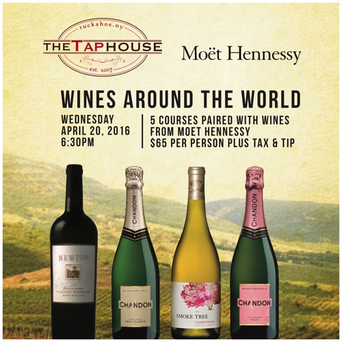 Tap House Wines Around The World
