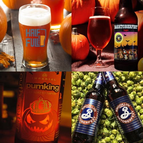The Tap House Fall Seasonal Beers