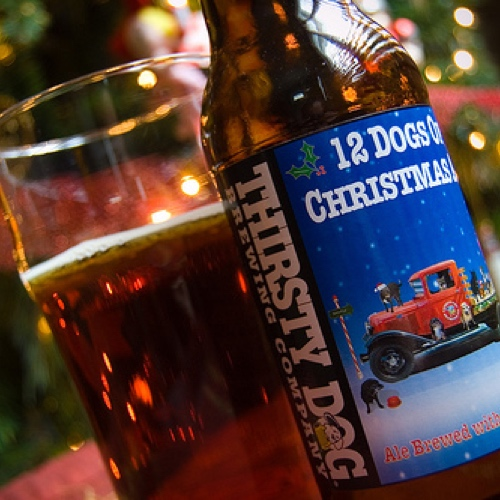 Thirsty Dog 12 Dogs of Christmas The Tap House