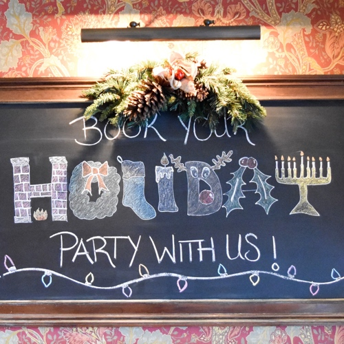 The Tap House Holiday Parties
