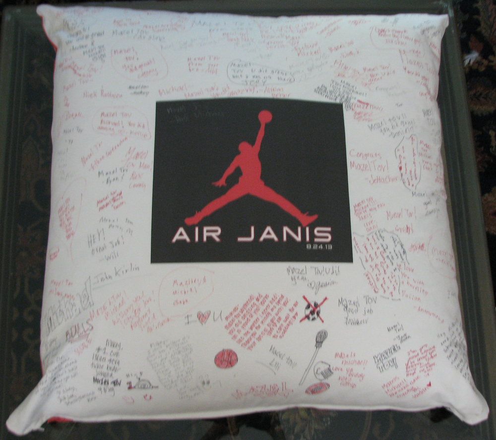 "AIR JANIS (33"") FLOOR PILLOW"