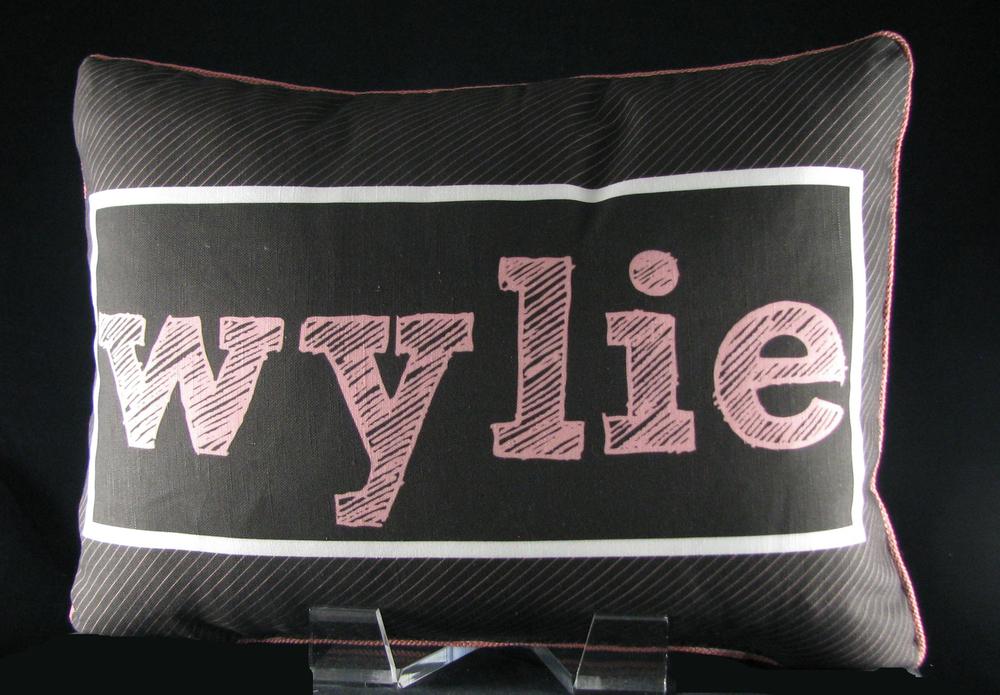 WYLIE'S CHALKBOARD