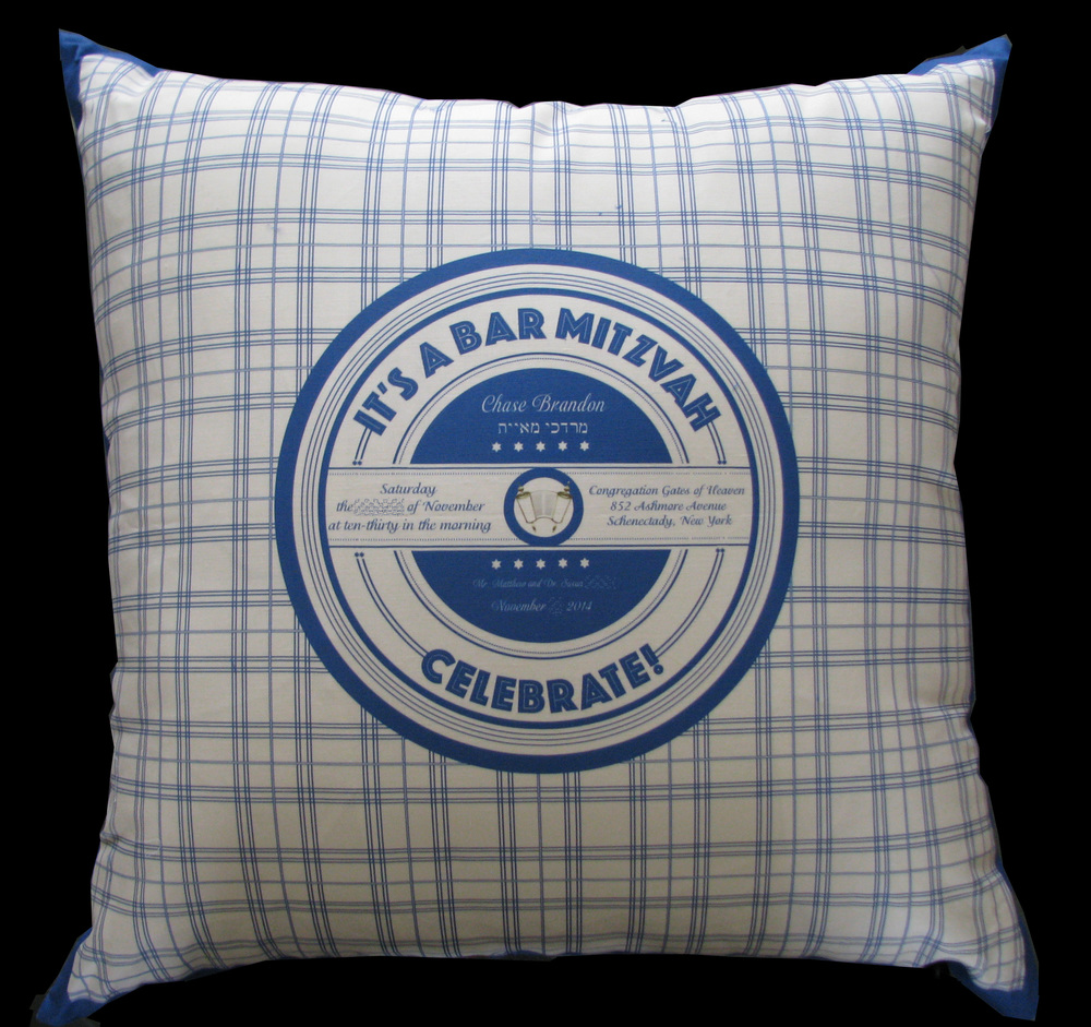 "CHASE'S (27"") RETRO PILLOW"