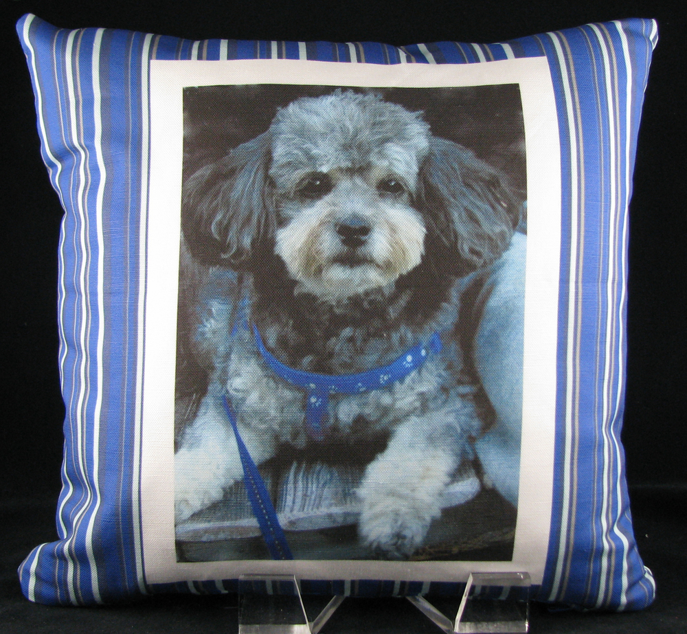 PET PHOTO PILLOWS