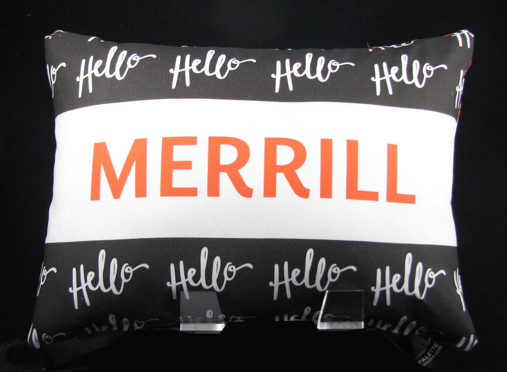 HELLO MERRILL