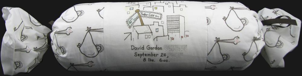 DAVID'S STORK NECKROLL