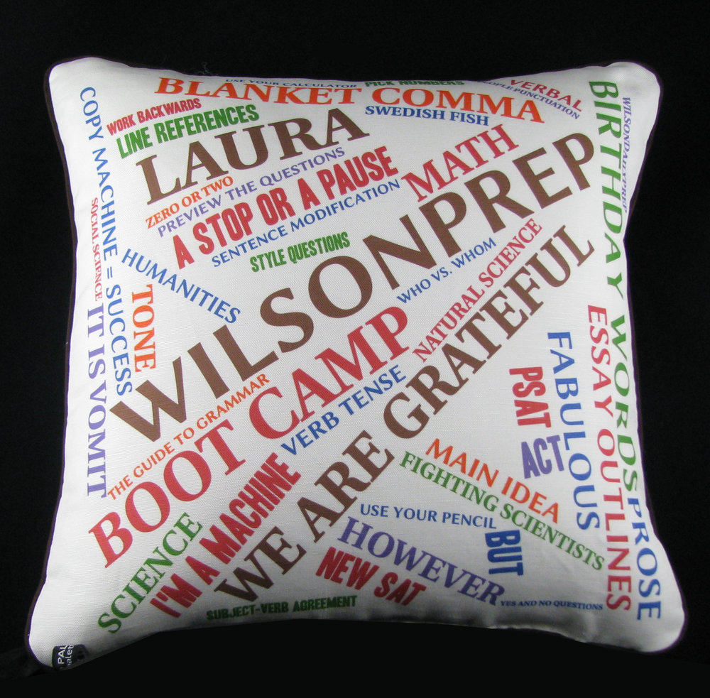 Thank You Pillow