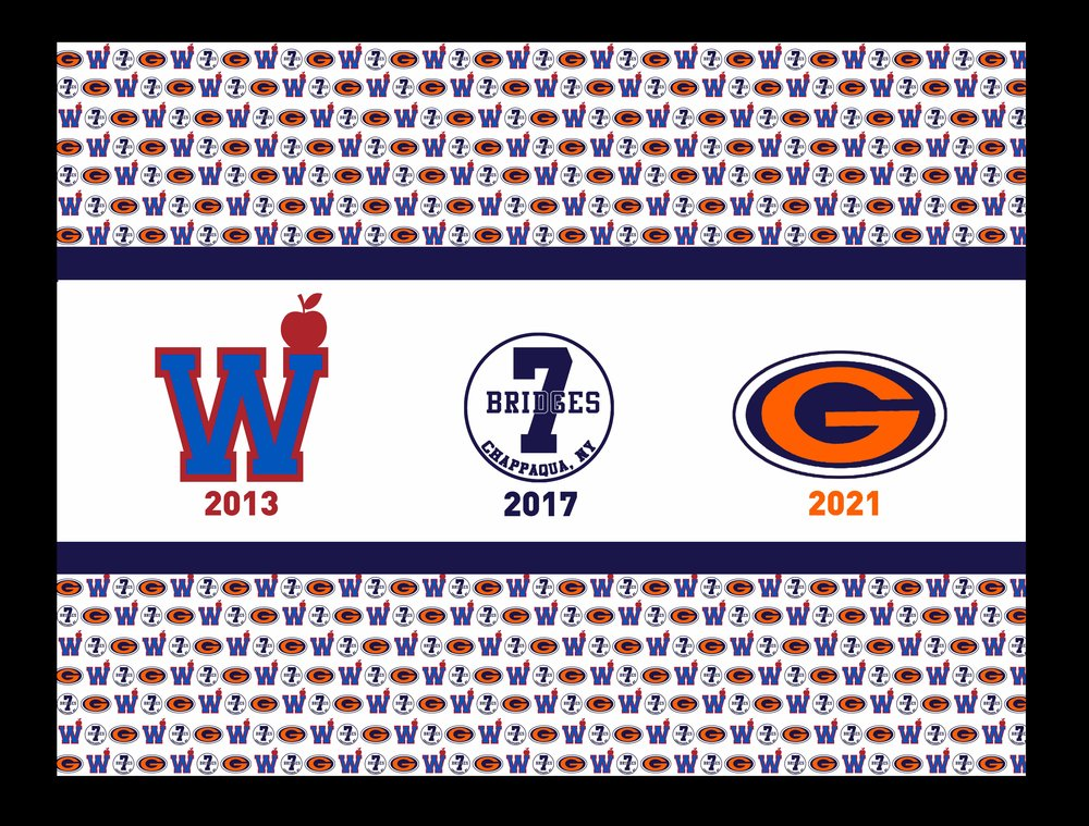 GRADUATION - NEW STYLE - ALTERNATING LOGOS