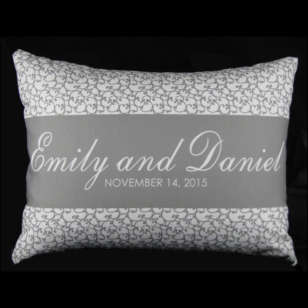 CLICK PHOTO ABOVE TO SEE PERSONALIZED PILLOWS