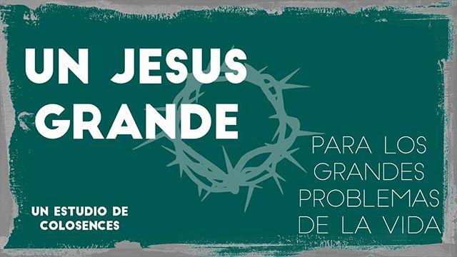 Mañana no te pierdas a las 12pm continuamos con esta serie que impactara tu vida #Jesus