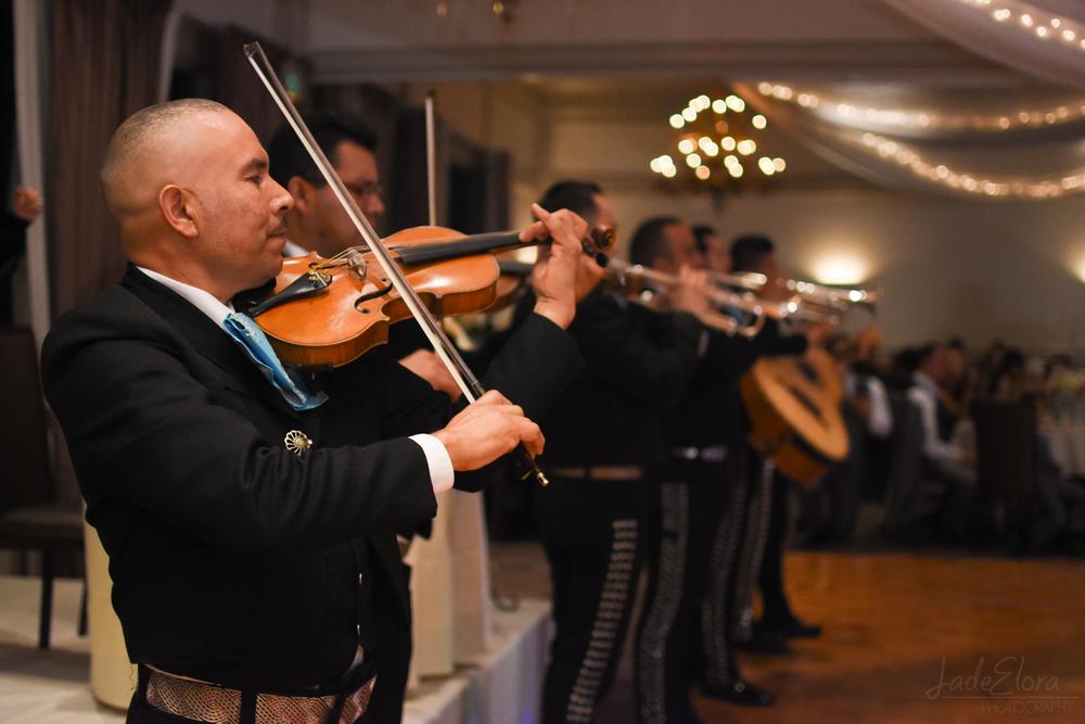 Wedding Mariachi Band with Violins