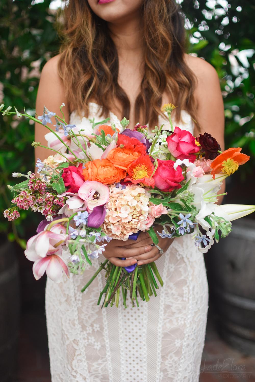 Colorful Alternative Bouquet
