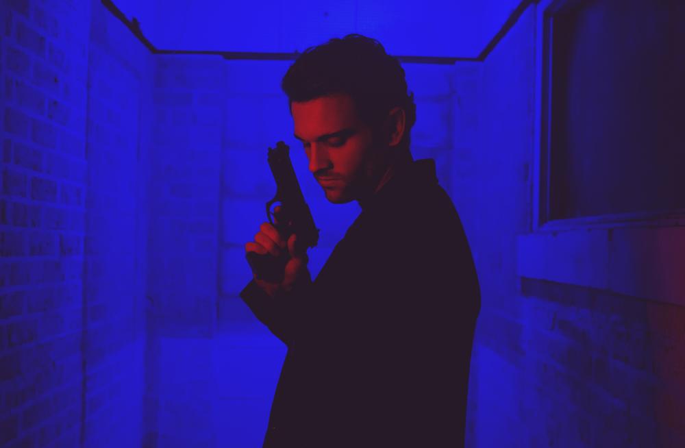 Logan Chitwood as Arlo.