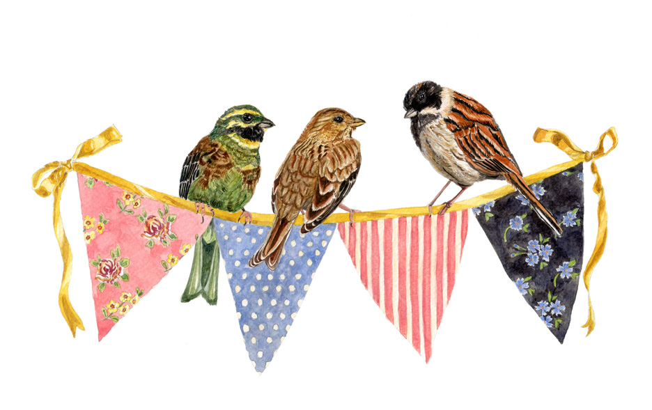 Bunting Party