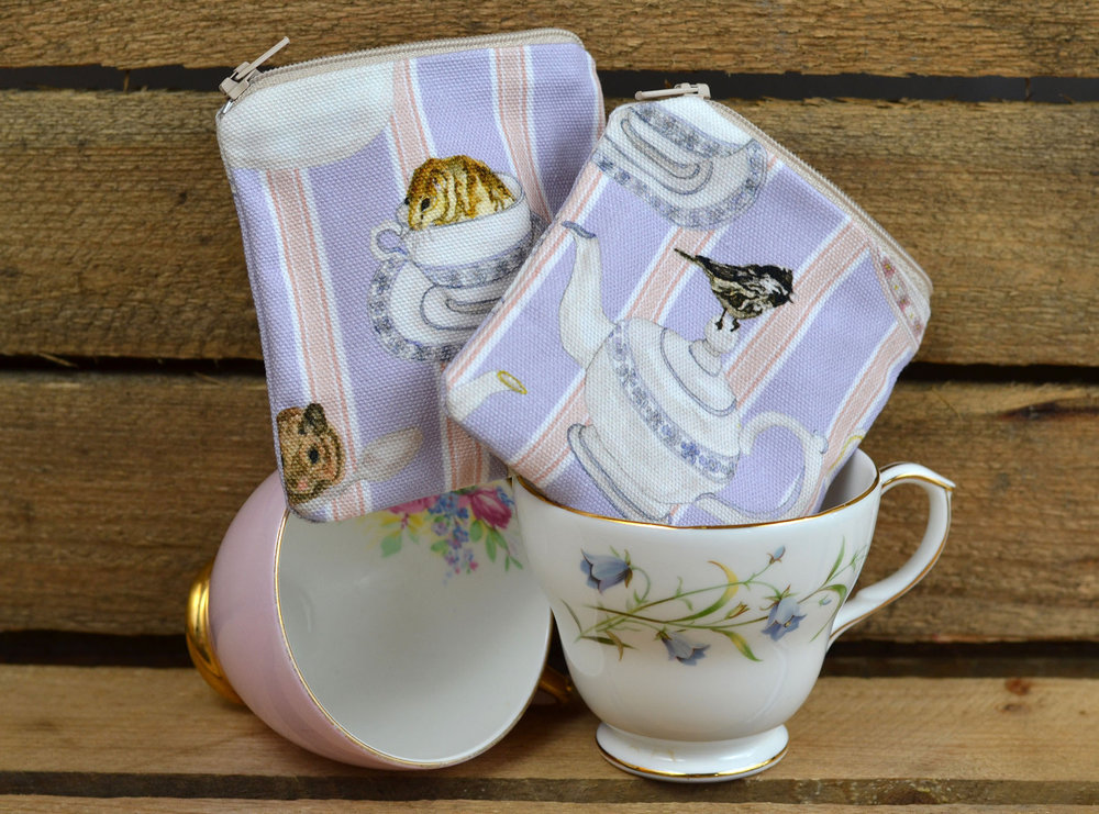 Tea Party Purses