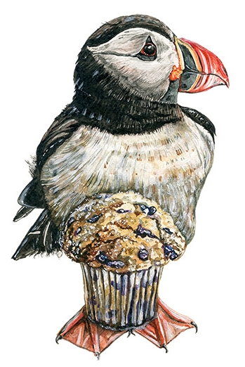 Muffin for a Puffin