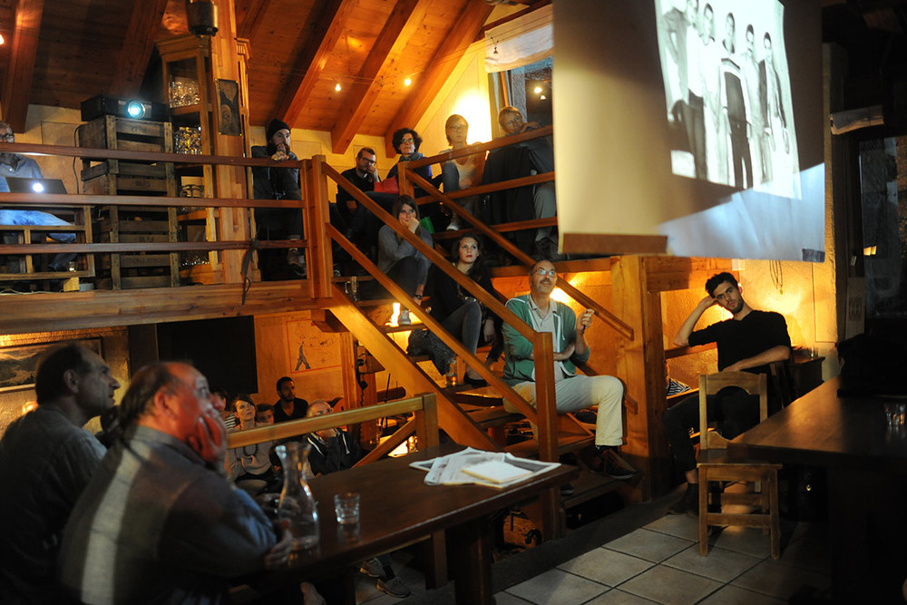 PATRICK ZACHMANN conference (archivio verzasca foto 2015 -foto Flavia Leuenberger)